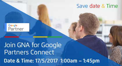Join GNA for Google Partners Connect